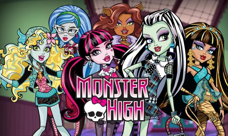 Monster High - Das schaurig-schöne RPG