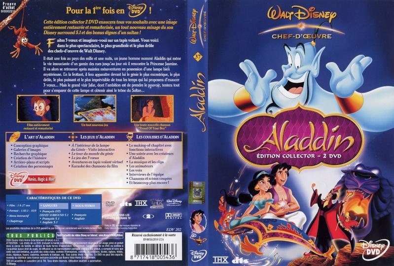 Éditions et Packagings français des films d'animation Disney - Page 16 Aladdi10