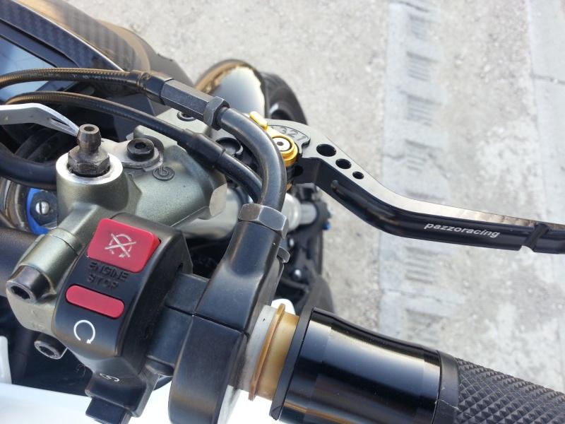 Maitres cylindres frein et embrayage Brembo PR18 20140415