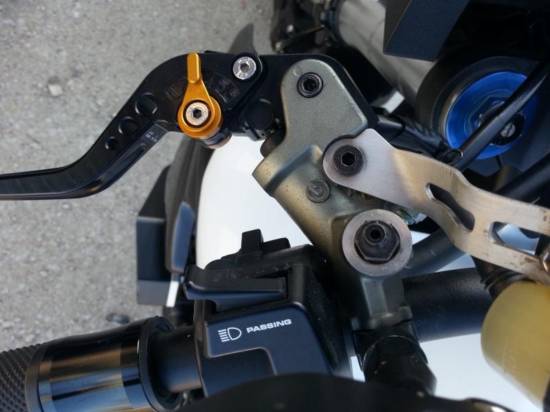 Maitres cylindres frein et embrayage Brembo PR18 20140416