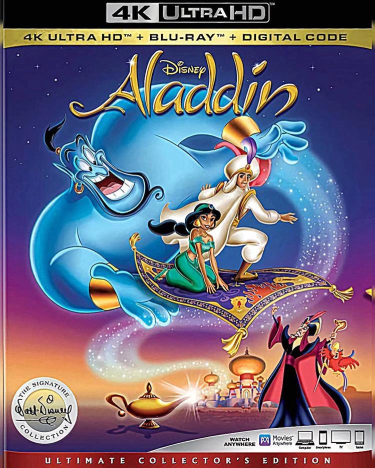 [Walt Disney] Aladdin (1992) - Page 10 D3564010