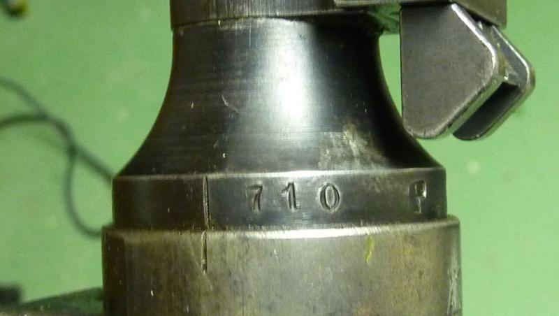 Poinçon et marquages K31 P1030414