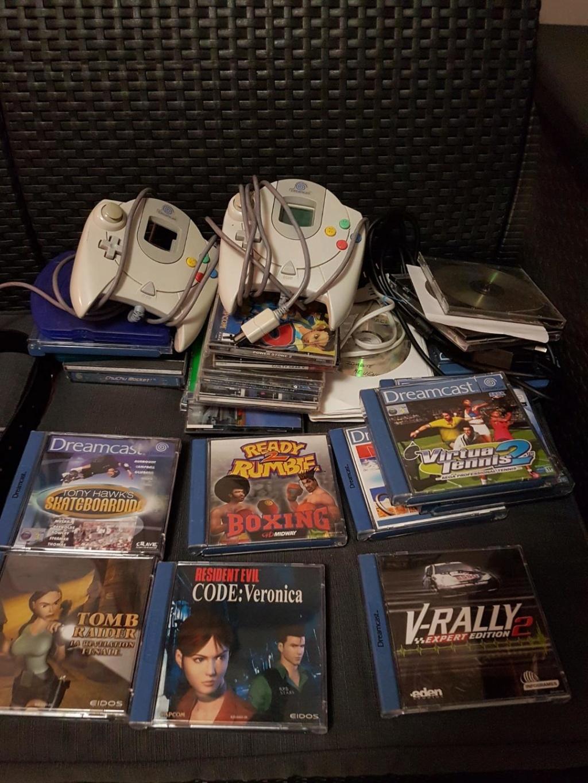 Choix GameCube ou Dreamcast  Dream11