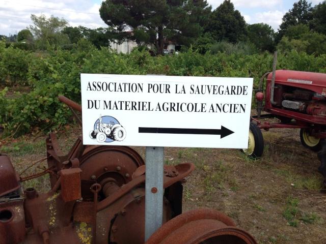 Association pour la sauvegarde du materiel agricole ancien Image11