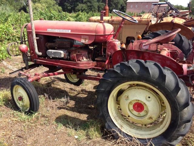 Association pour la sauvegarde du materiel agricole ancien Image15