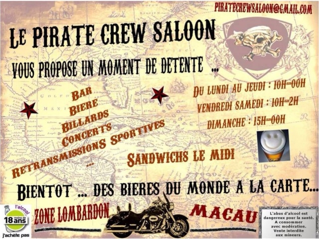"Page Facebook "" Pirate crew Saloon "" Image25"
