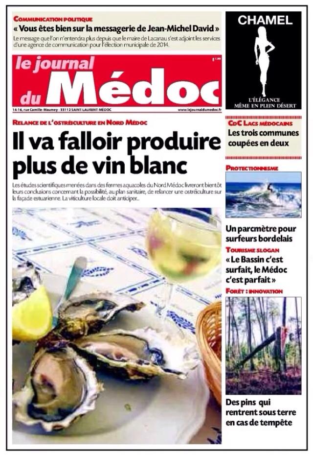 """""""C'est pas sérieux"""" ( Journal du Médoc ) Image36"""