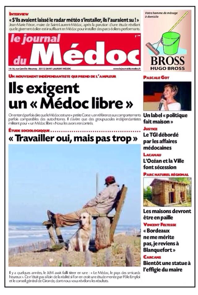 """""""C'est pas sérieux"""" ( Journal du Médoc ) Image37"""
