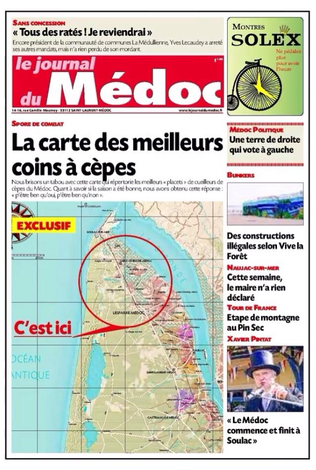 """""""C'est pas sérieux"""" ( Journal du Médoc ) Image38"""