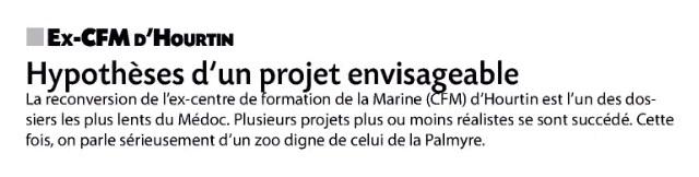 """""""C'est pas sérieux"""" ( Journal du Médoc ) Image40"""
