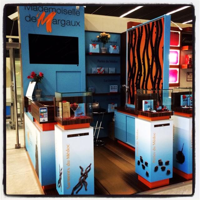 Le Médoc présent a l aéroport de Bordeaux  Image41
