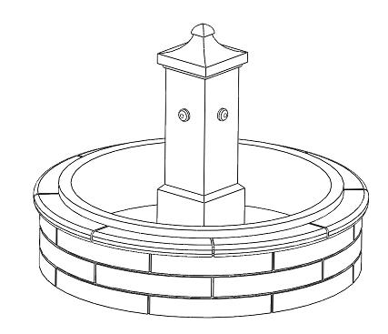 [TJ-Modeles] Accessoires de decor Tj-11312