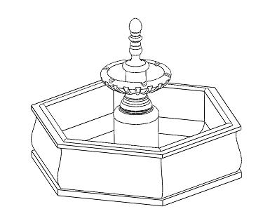 [TJ-Modeles] Accessoires de decor Tj-11313