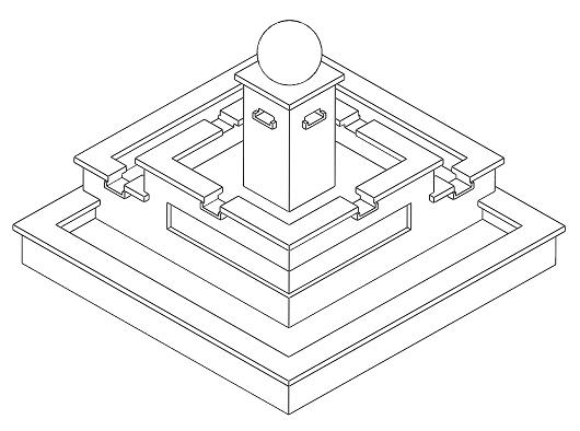 [TJ-Modeles] Accessoires de decor Tj-11314