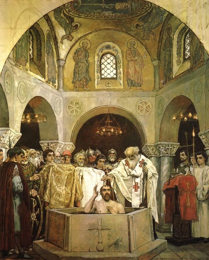 988, le Baptême de la Russie Vasnet10