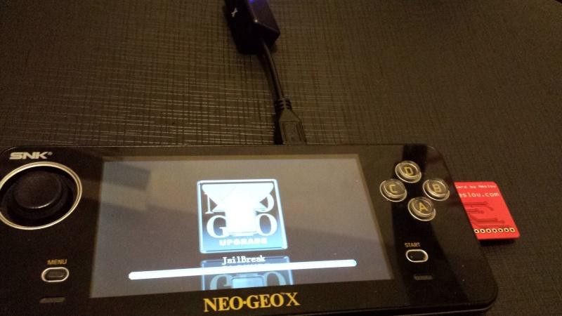 Neo Geo X Jailbreak 20131211
