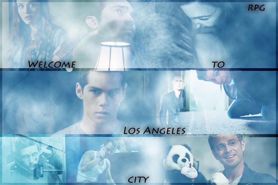 RPG - Los Angeles City