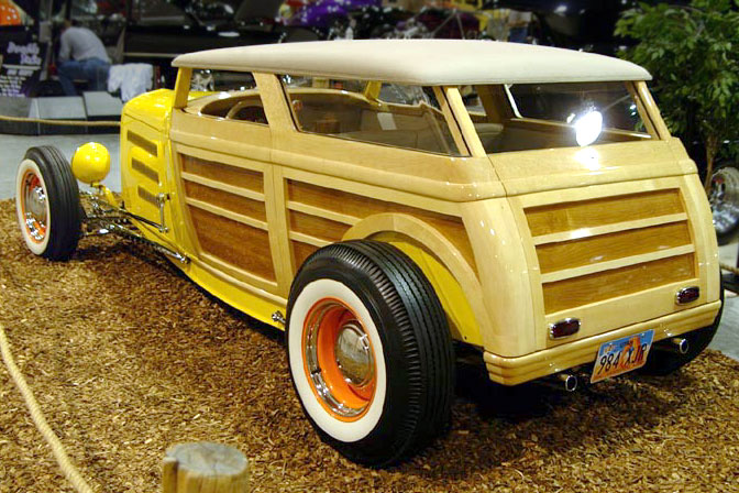 WOODIES 32ford10