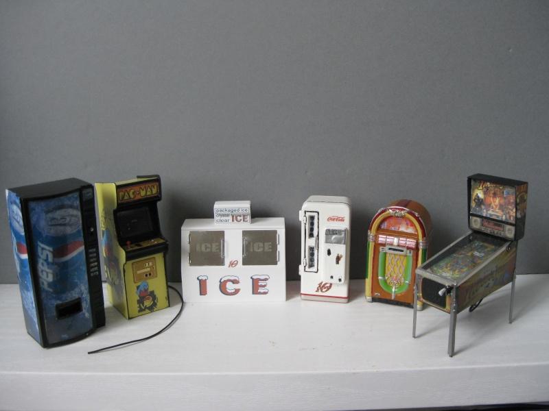 Accessoires Diorama : Le distributeur de boissons au 1:25 Img_4152