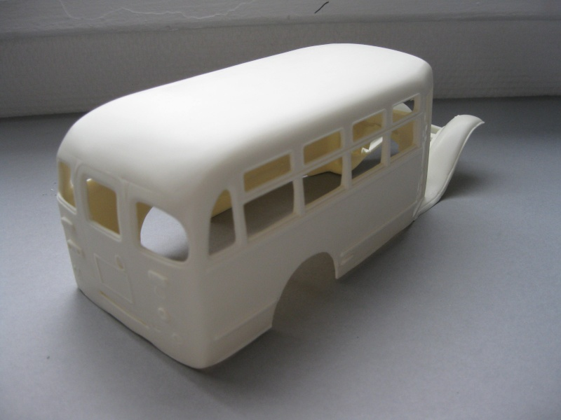 ford 32 school bus resin Img_5143