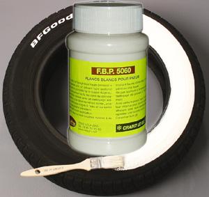 feutre peinture pour pneus. Restom10