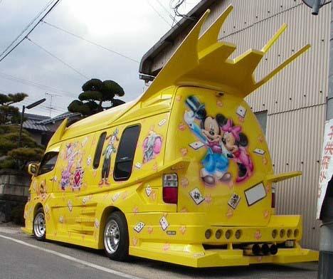 """humour"" japonais Tuning10"
