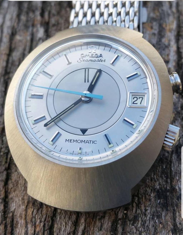 Memomatic, la montre agenda d'Omega  Screen11