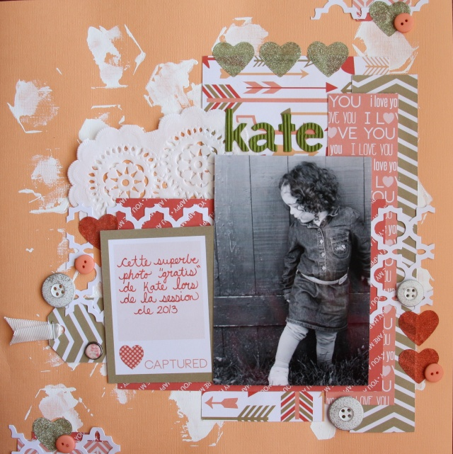 Kit du mois : You Are My Happy Kate10