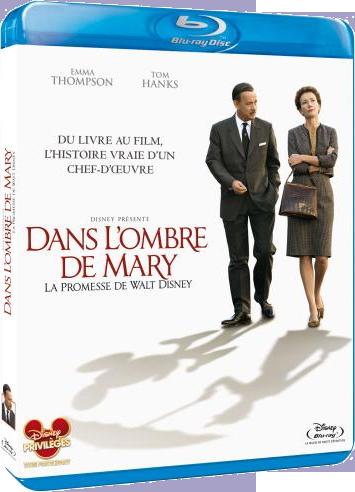 [BD + DVD] Dans l'ombre de Mary - La Promesse de Walt Disney (9 Juillet 2014)  Blu-ra11