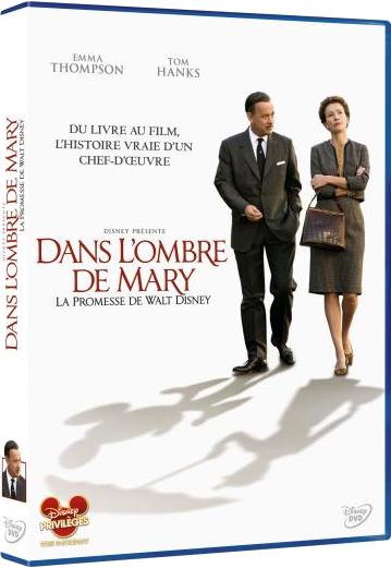 [BD + DVD] Dans l'ombre de Mary - La Promesse de Walt Disney (9 Juillet 2014)  Dvd10