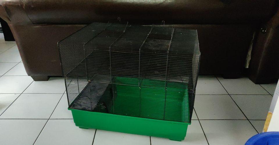 Vend cage région grenobloise Cage10