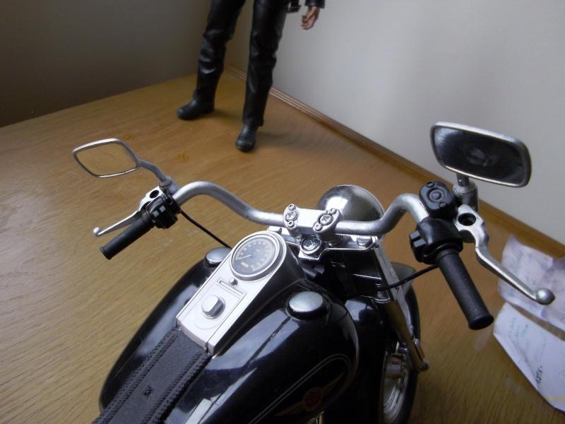 hot Toys Terminator 2 + custom harley fatboy broum broum brouuuuuum Imgp0613