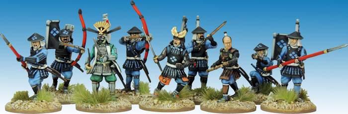 Ronin, jeu d'escarmouche au temps des Samuraï 15262010
