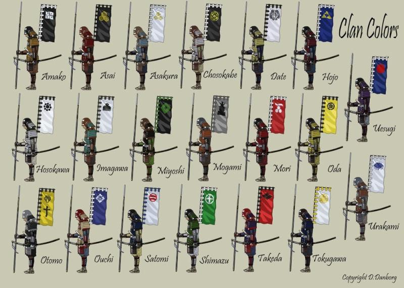 Ronin, jeu d'escarmouche au temps des Samuraï - Page 2 Japane10