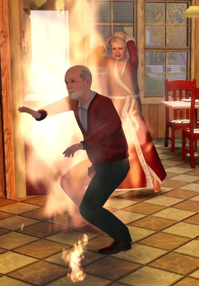 [Sims 3] Mini-défi Sauvez Noël ... - Page 7 Enfeu110
