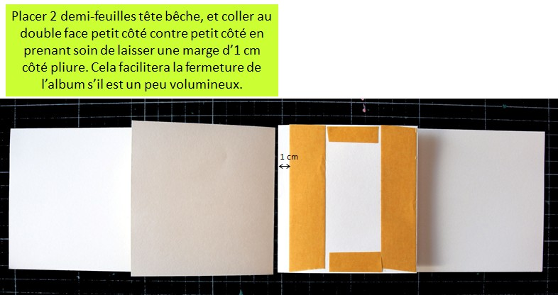 Le Tuto du mini STAMPING UP 313