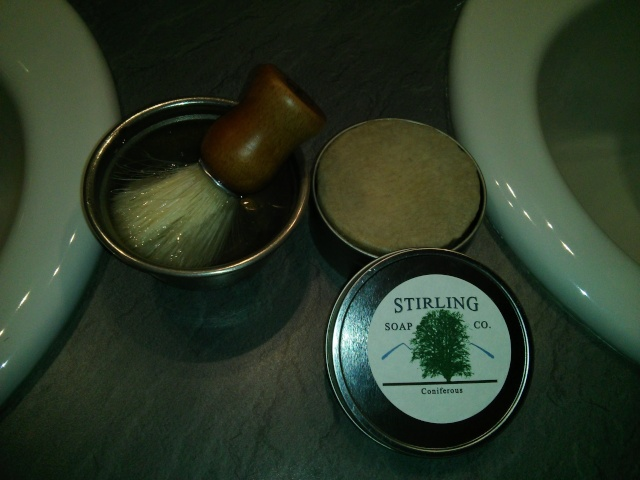 Stirling Shaving Soap Img_2023