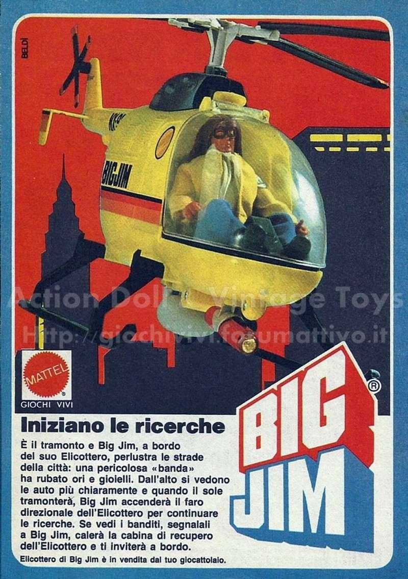 PUBBLICITA'  ITALIANE  DEL PERIODO SPIONAGGIO 1982 - 84 Avvent10