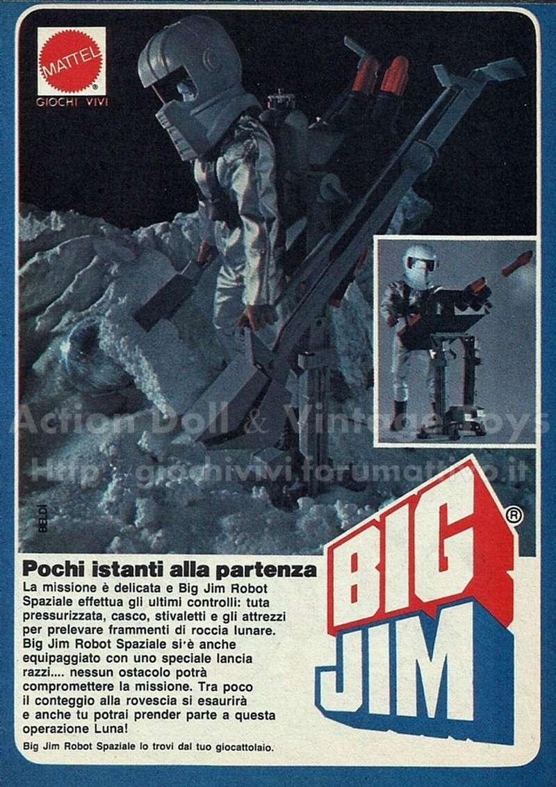 PUBBLICITA'  ITALIANE  DEL PERIODO SPIONAGGIO 1982 - 84 Avvent11