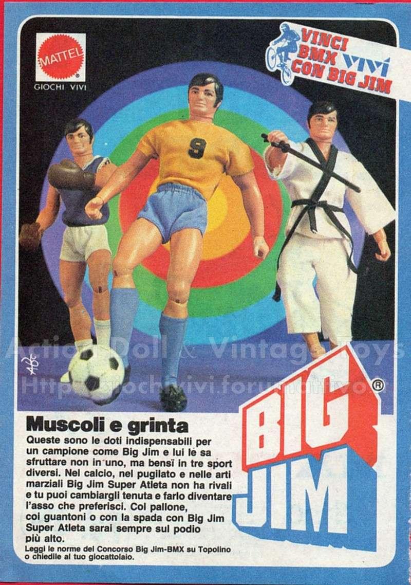 PUBBLICITA'  ITALIANE  DEL PERIODO SPIONAGGIO 1982 - 84 Sport-10