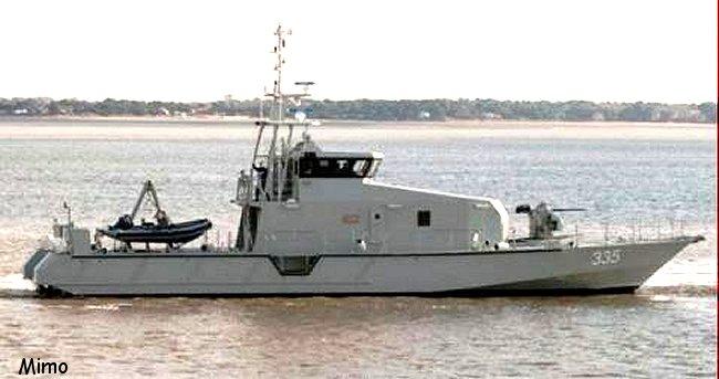 La réplique Algerienne au vaste plan de développement de la marine marocaine Mimoun12