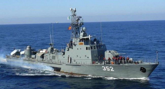 La réplique Algerienne au vaste plan de développement de la marine marocaine Mimoun15