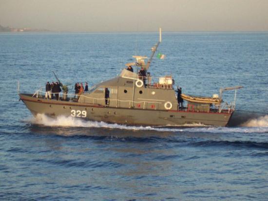 La réplique Algerienne au vaste plan de développement de la marine marocaine Mimoun16
