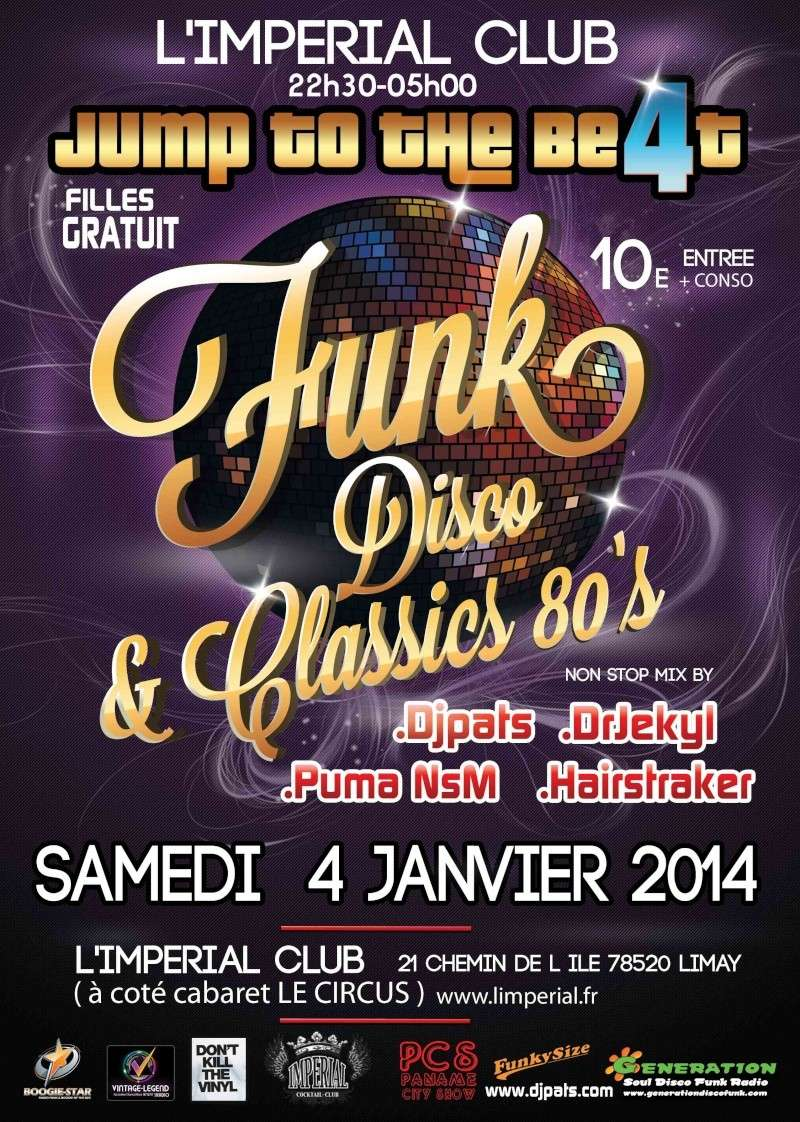 4 Janvier 2014 Jump To The Beat 4 Impérial Club 78 4-janv10
