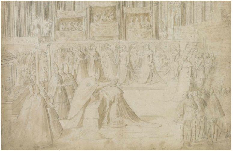 Splendeurs des sacres royaux  - Reims - Palais du Tau   Couron10