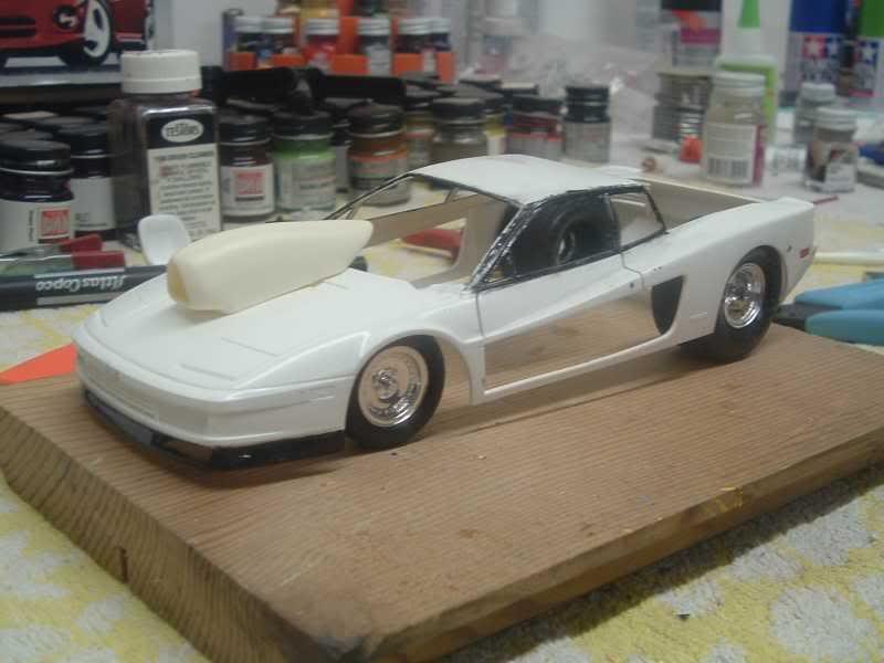 Ferrari GTO Dirt Modified 010