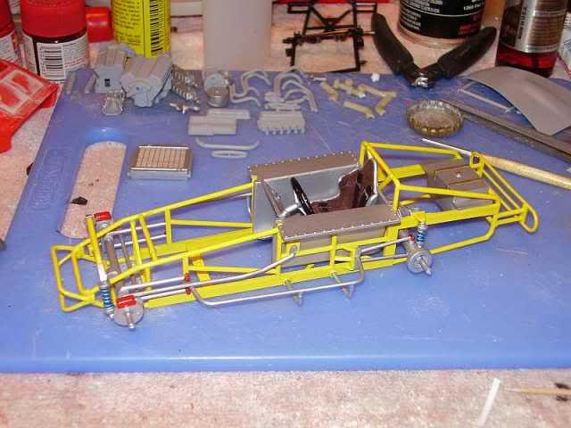 Ferrari GTO Dirt Modified 1-32sl10