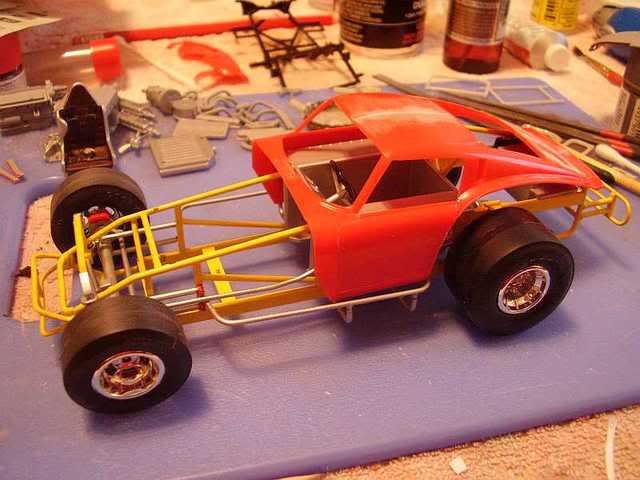 Ferrari GTO Dirt Modified 1-32sl11