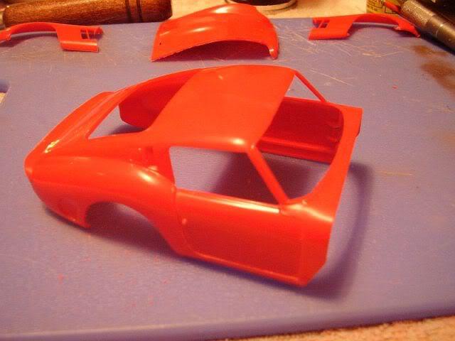 Ferrari GTO Dirt Modified Ferrar13
