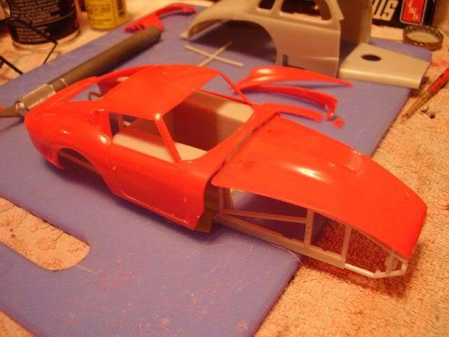 Ferrari GTO Dirt Modified Ferrar16